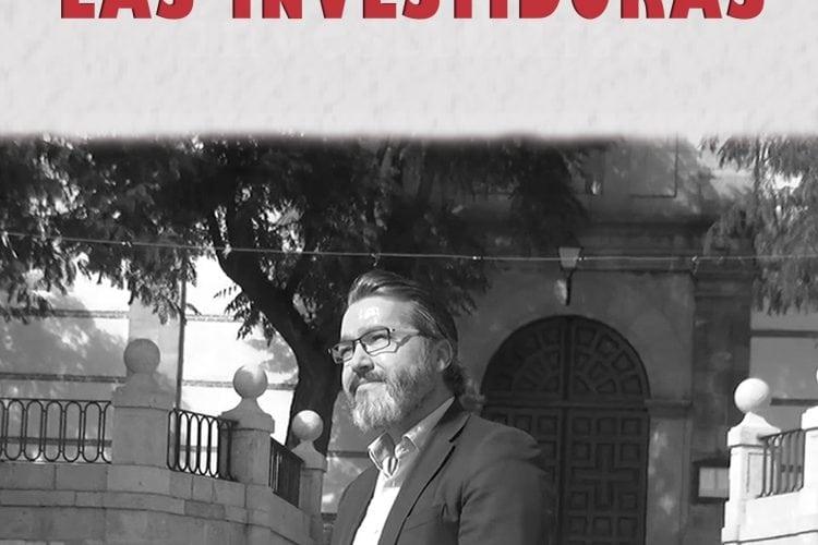 Portada de Rasgando las Investiduras de Borja Gutiérrez Iglesias